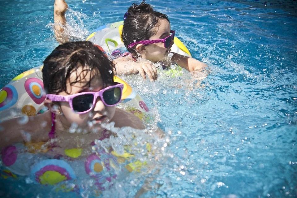 sécurité piscine enfant
