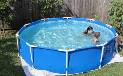 Comment vider sa piscine hors sol ?